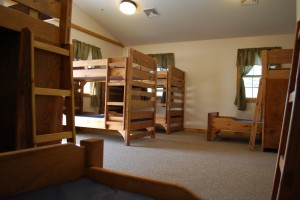 Cabin Interior - Teens 2