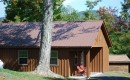 Our cabins are a great choice for groups and families.