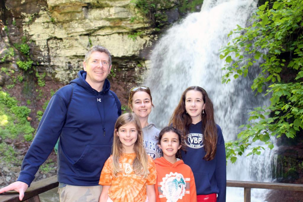 High Falls Family3