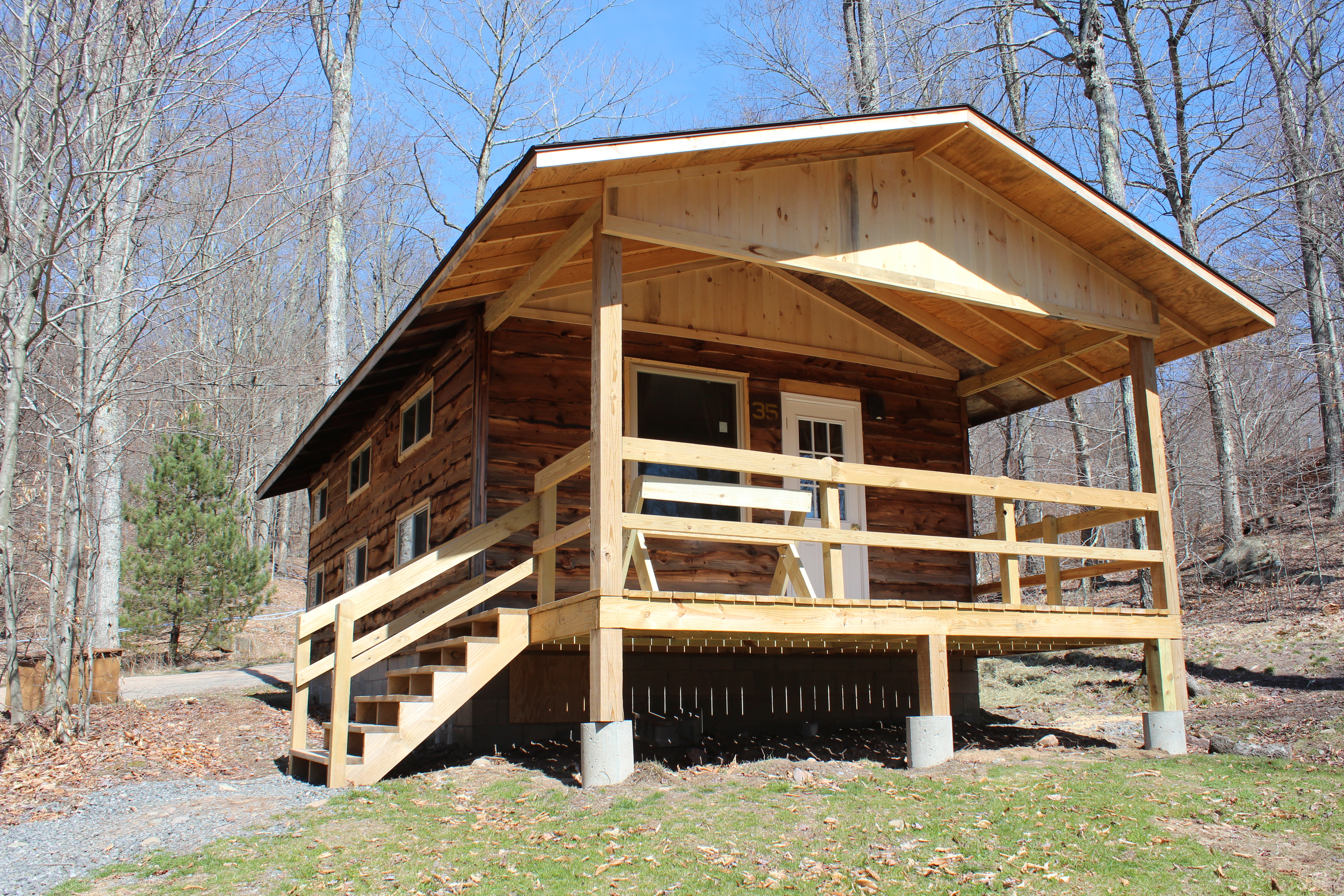 Cabins | Frost Valley YMCA